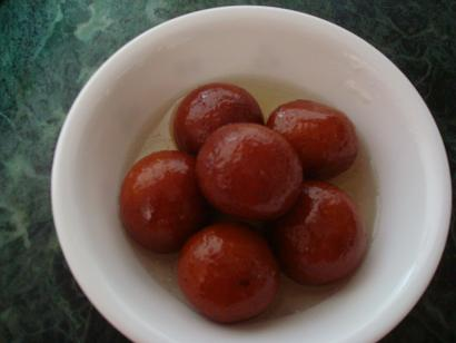 Gulab Jamuns are ready to serve