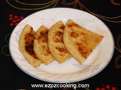 Khoya Parantha Recipe