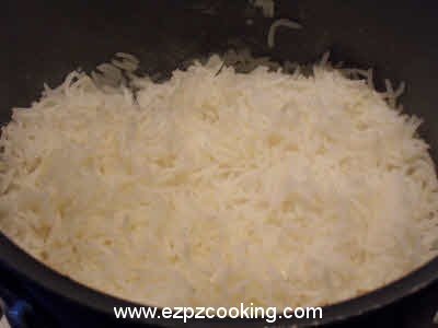 Cook Steamed Rice