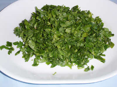 Methi Aloo (Fenugreek Potato) - EZPZ Cooking