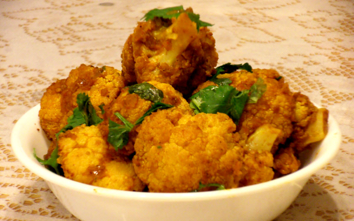 Phoolgobhi Fried