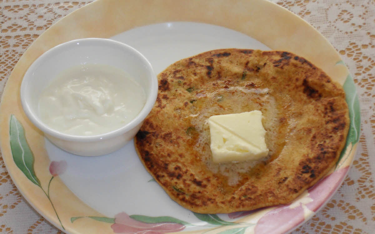 Gobhi Parantha