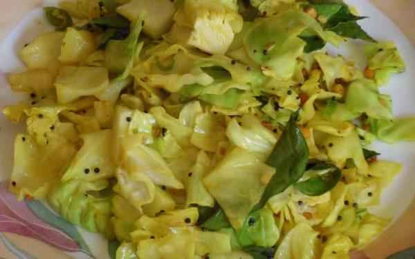 Crisp Cabbage