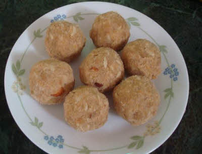 Aate Ke Laddoo Recipe
