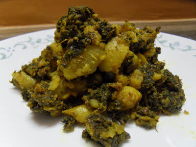 Bathue Ki Sabji Recipe
