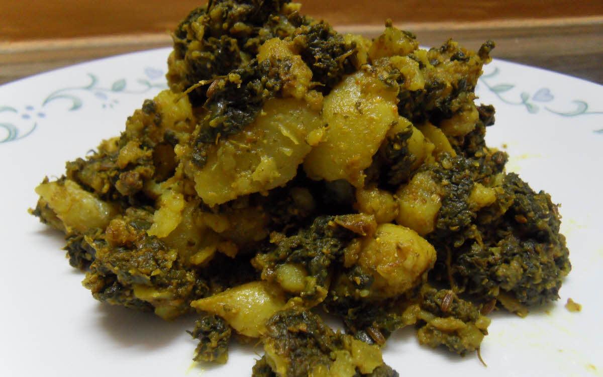 Bathue Ki Sabji
