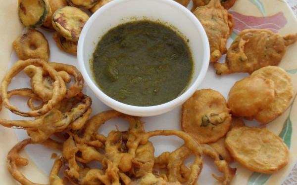 Pakori (Bhajia)