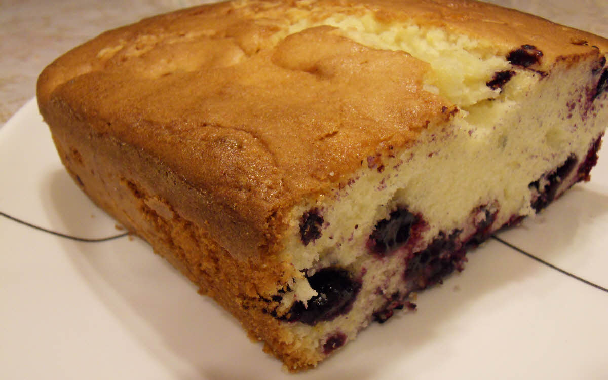 Blueberry Cake Ezpz Cooking