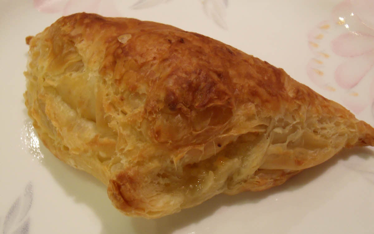 pastry gujia