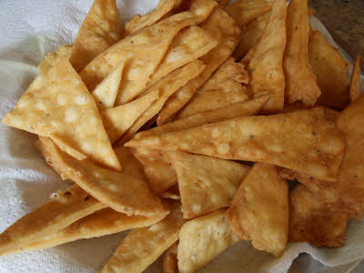 how to make chaat papri