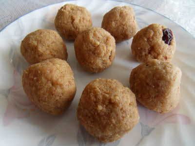 Rawa Laddoo Recipe