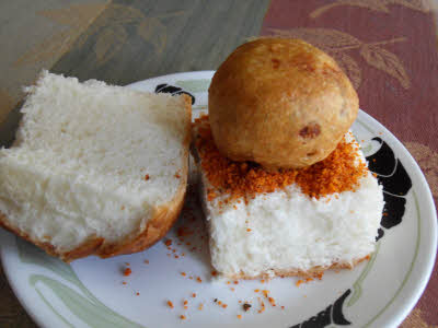 Vada Pav is ready