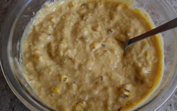 Corn Enchilada Sauce