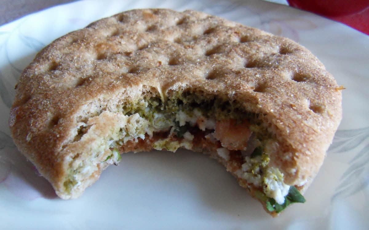 Cottage Cheese Sandwich