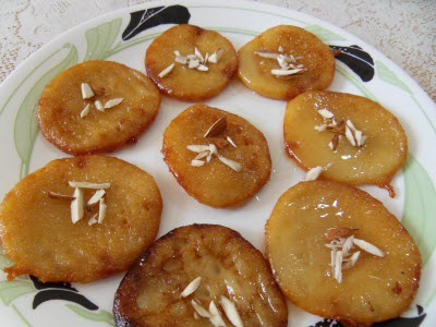 Malpua (Fried Pancake) Recipe