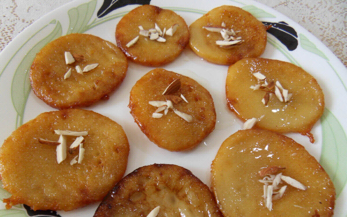 Malpua (Fried Pancake)