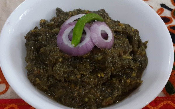 Chaulai Ka Saag