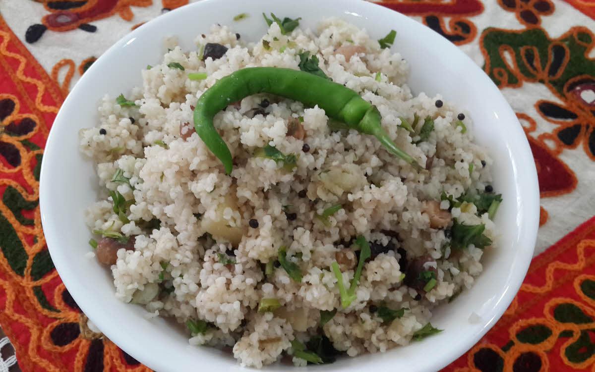 Samak Rice Upma