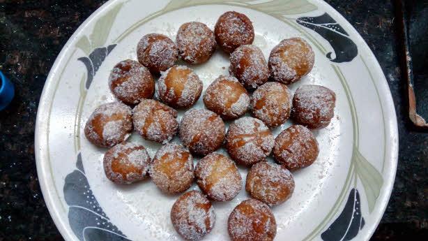 Rotana (Sweet Flour Dumplings)