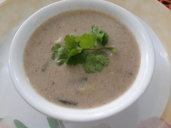 Kutu Kadhi or Soup