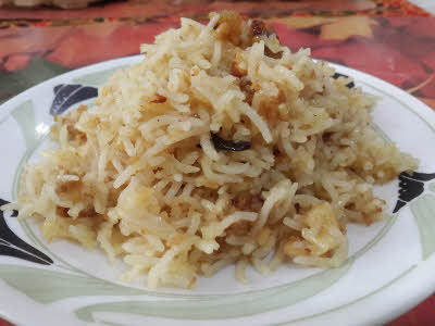 Meethe Chawal are ready