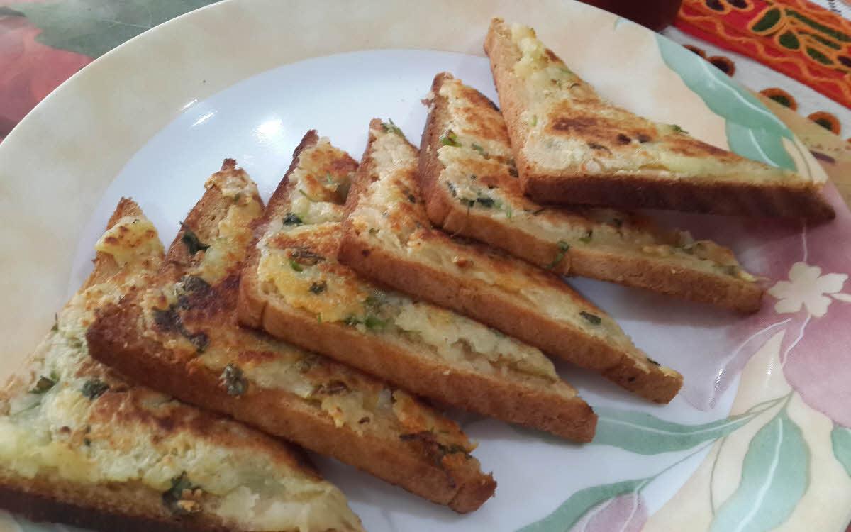 Tikiya Bread