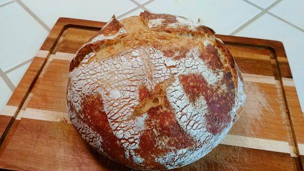 Tartine Sourdough Bread