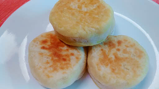 English Muffins are ready